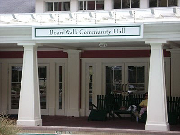 Read more: Friday Feature:  A Visit to the BoardWalk Community Hall