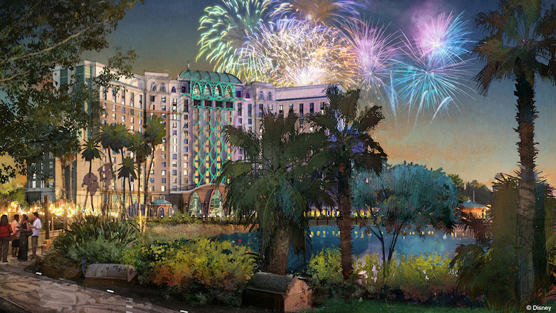Caribbean Beach And Coronado Springs Enhancements Confirmed