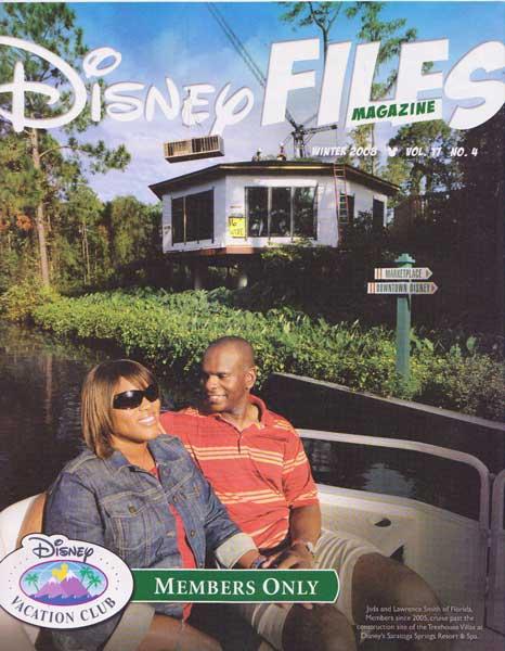 Disney Files Winter 2008