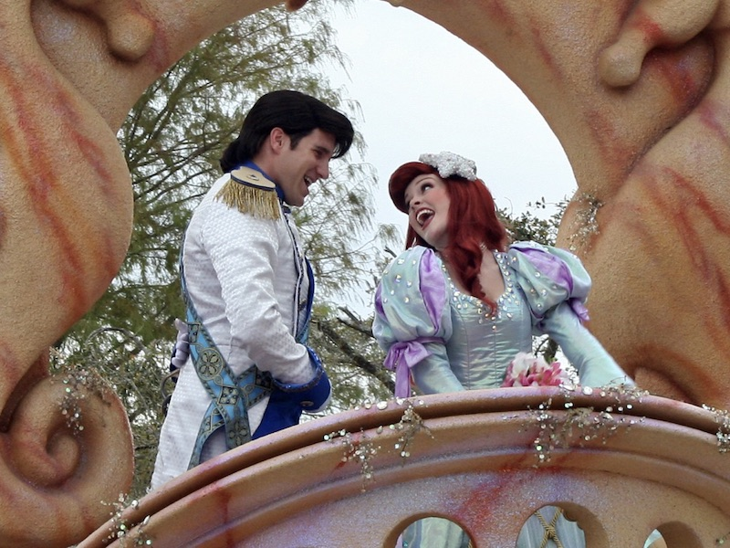 9 Romantic Ideas For A Walt Disney World Vacation