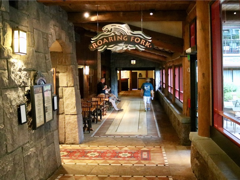 Roaring Fork quick service dining