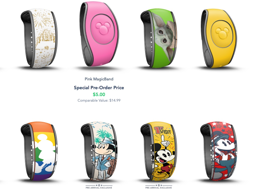MagicBands 2021