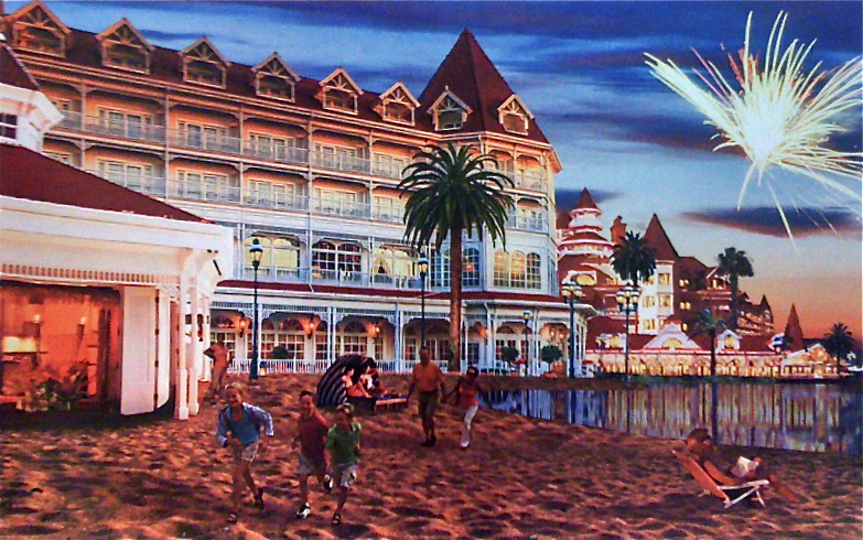 Grand Floridian Villas concept artwork?