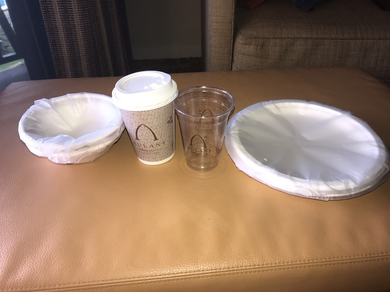 Glasses And Mugs Disappearing From DVC Studios