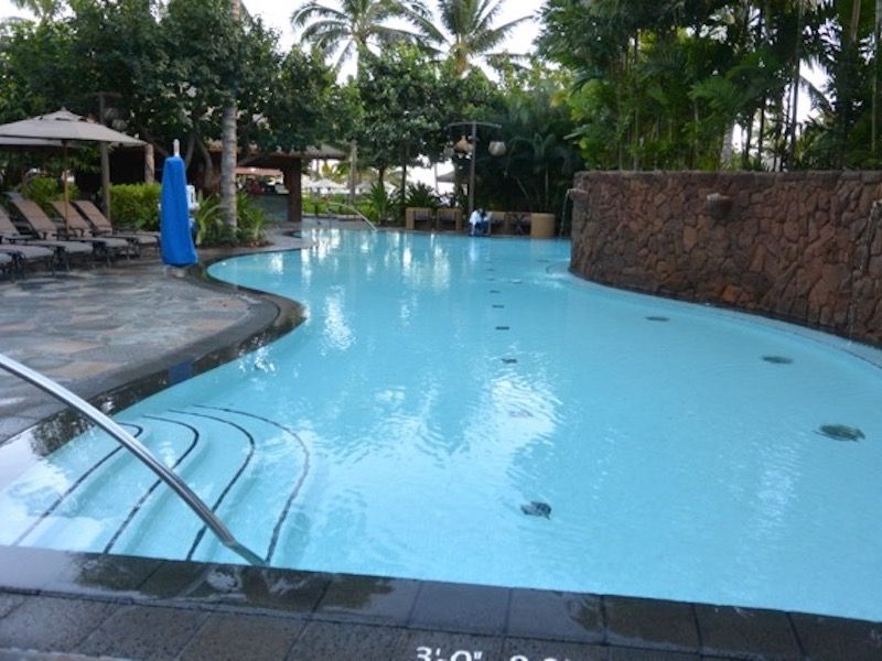 Wailana adults only pool