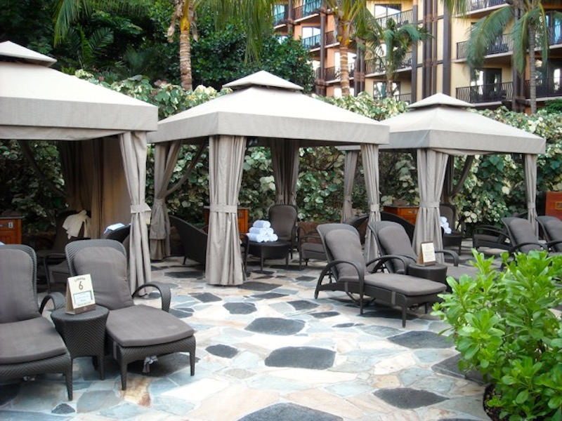 Cabanas Adult Pool
