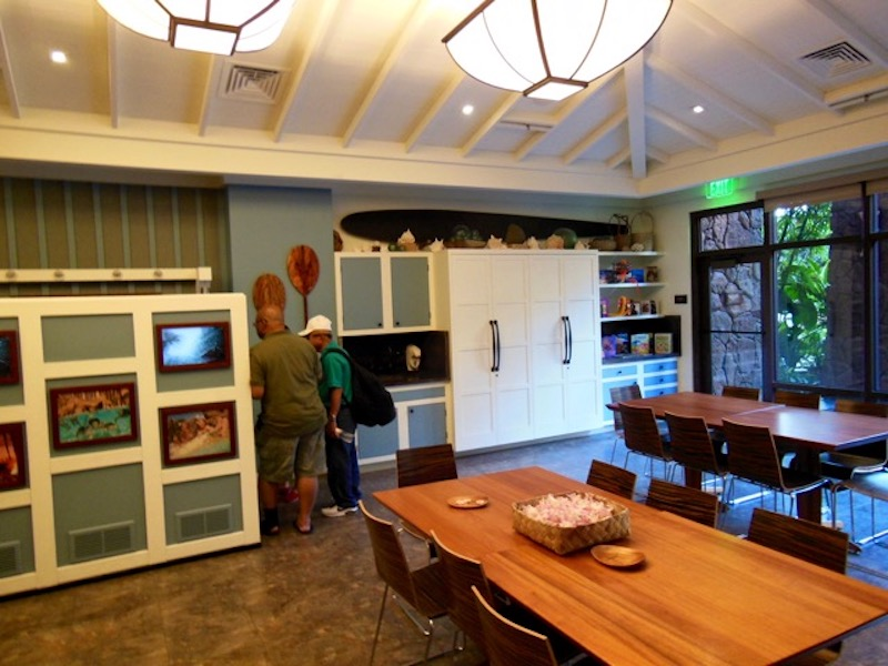 Pau Hana Room – Community Hall
