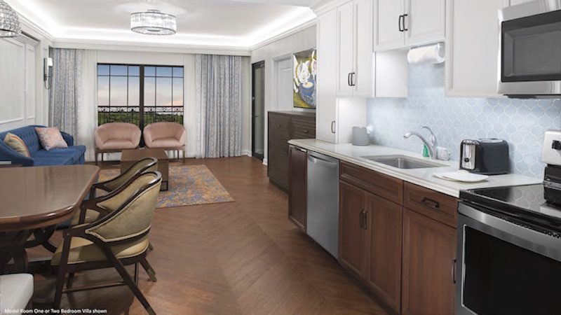 First Look At Riviera Resort Villa Interiors