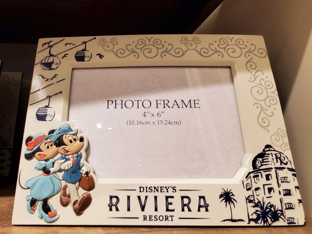 Disney's Riviera Resort merchandise