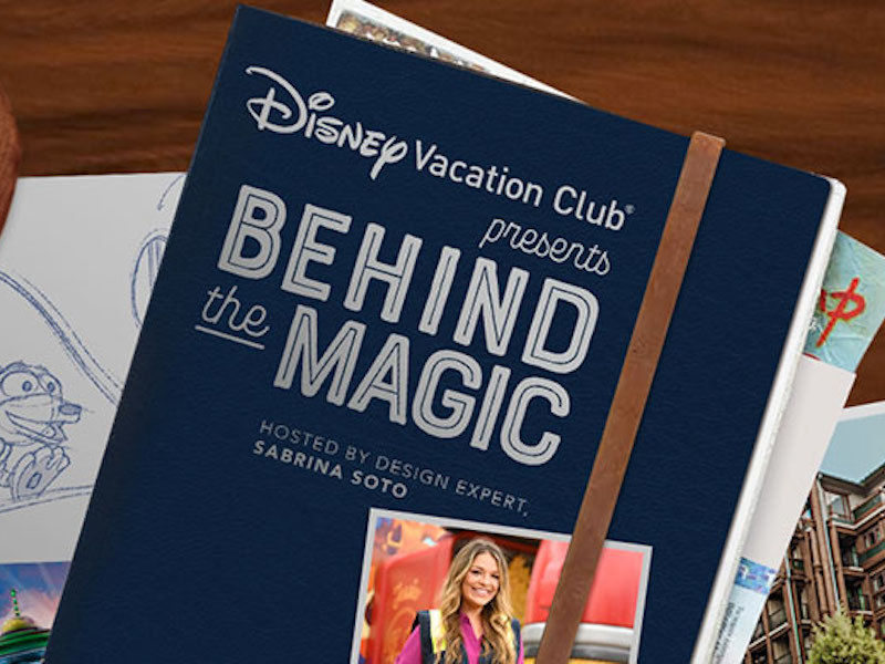 Behind The Magic Webcast