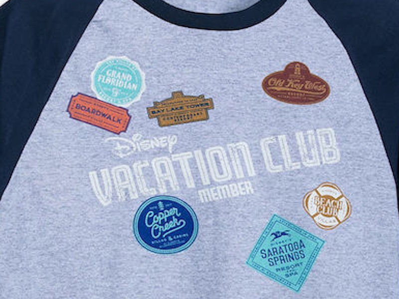 New DVC Merchandise at ShopDisney
