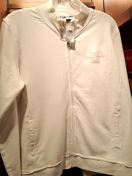 Grand Cal White Fleece
