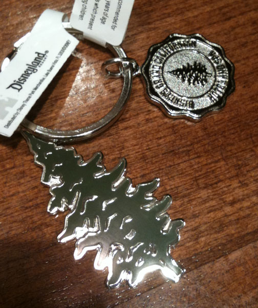 Grand Californian Key Ring