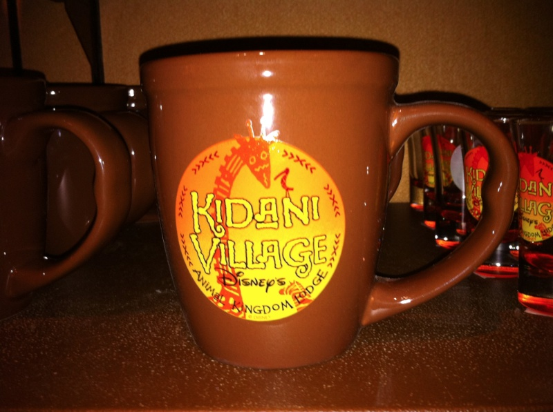Kidani Village coffee mug