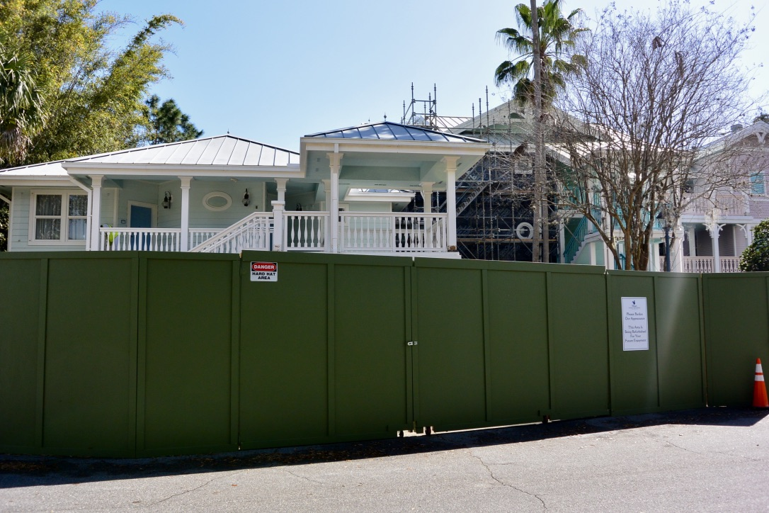 Old Key West Refurbishment