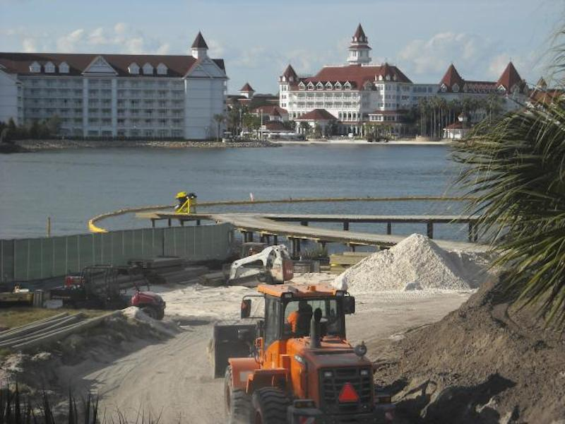 Resort Construction - November 2013