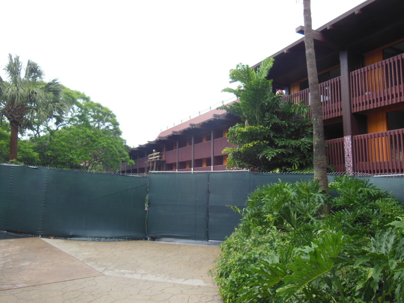 Resort Construction - May 2014