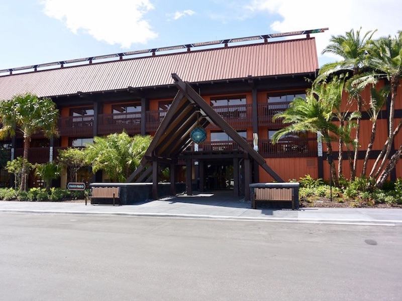 Pago Pago main entrance