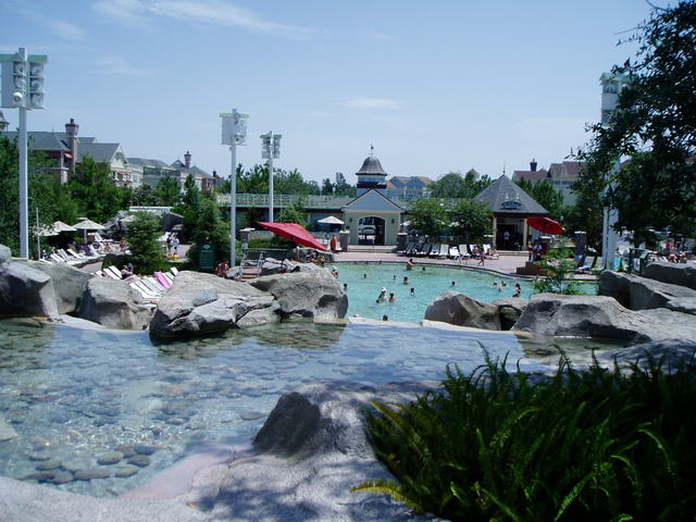 High Rock Spring pool