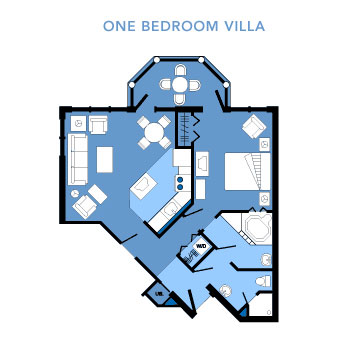 Vero Beach One Bedroom