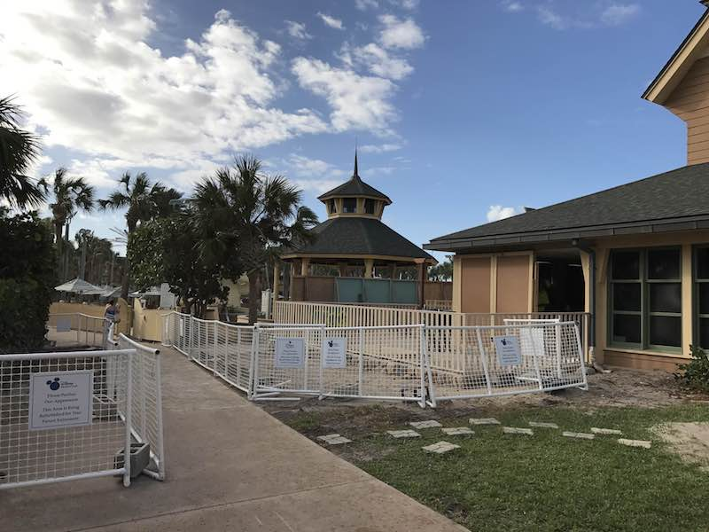 Vero Beach Restaurant Construction