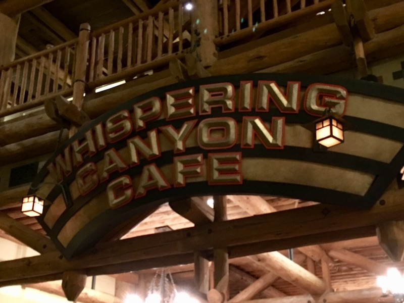 Whispering Canyon Cafe