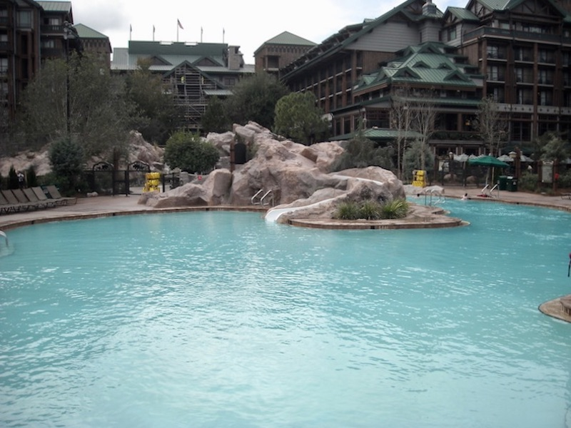 Silver Creek Springs Pool