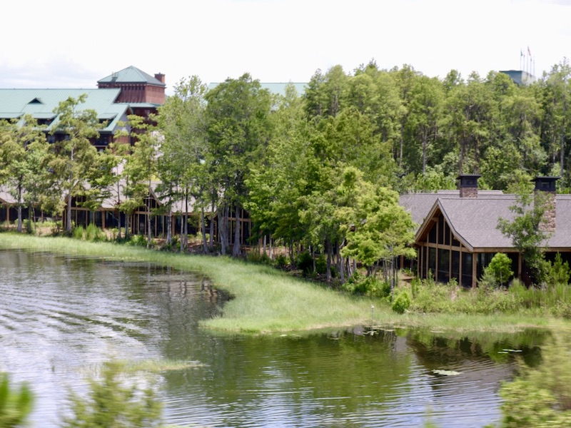 Cascade Cabins (near Magic Kingdom)